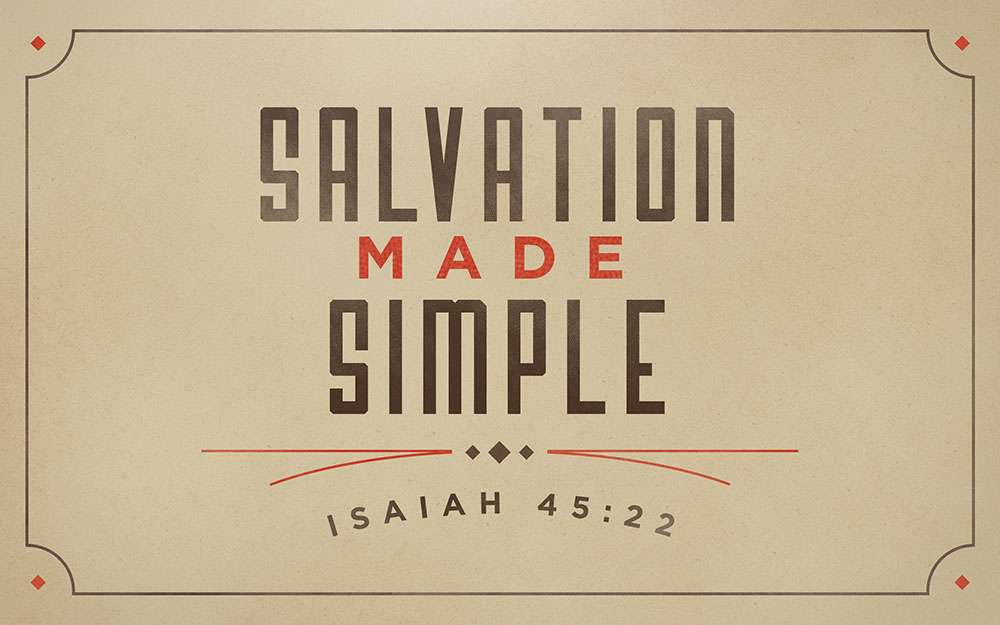 Salvation-made-Simple-Title